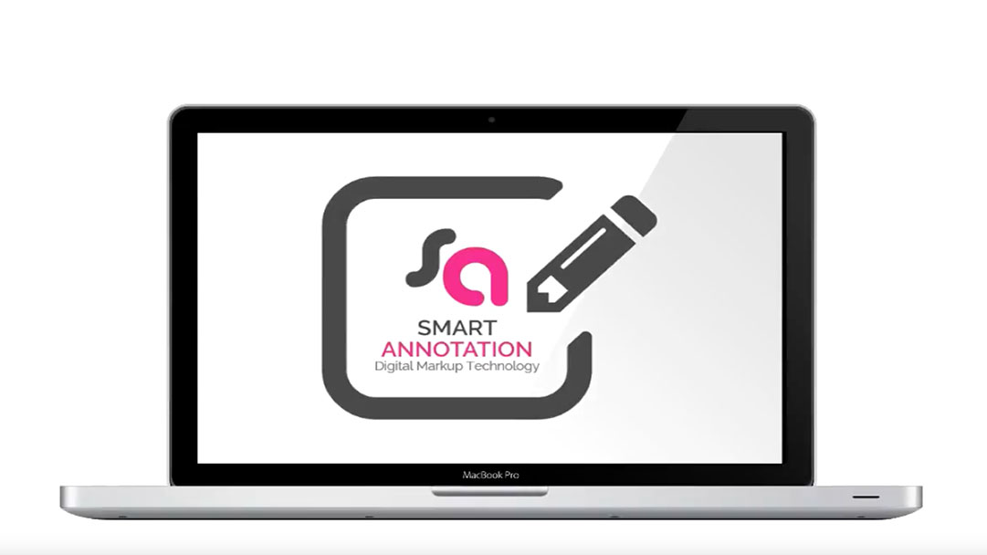Smart Annotation - Digital Markup Technology from Smart Apprentices
